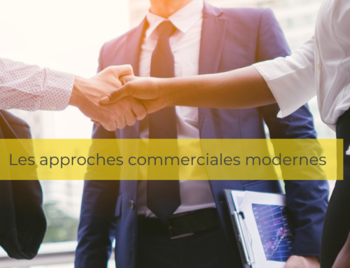 Les approches commerciales modernes