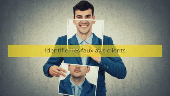 Identifier les faux avis clients